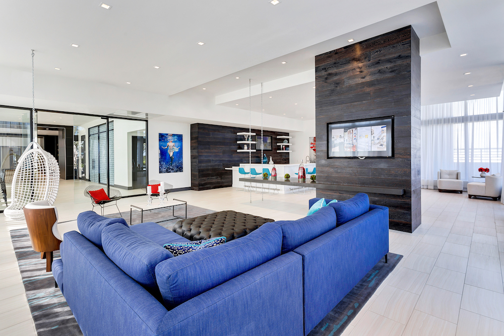 New Interior Images of Stantec's Eve at the District Residential Development in Midtown Miami
