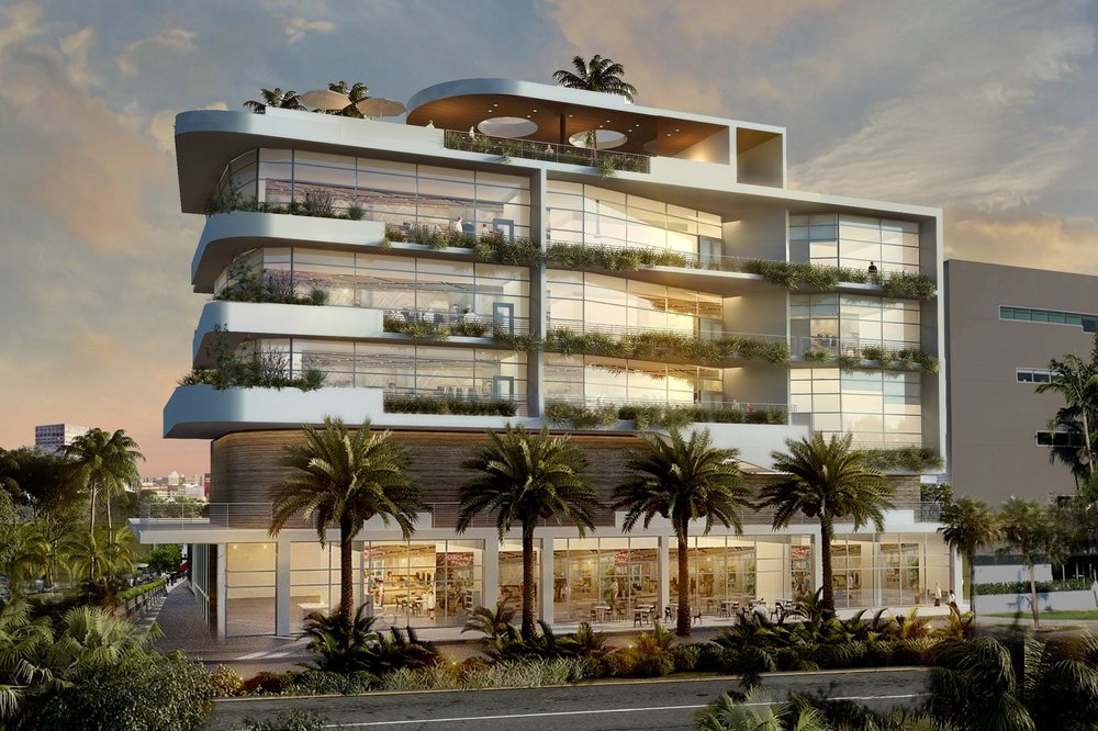 LointerHome Plans 27@Lincoln, A Boutique Mixed-Use Building in Coconut Grove