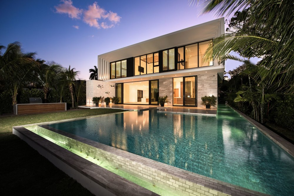 Featured Listing: Allison Island Contemporary Estate Sells for $10.9 Million