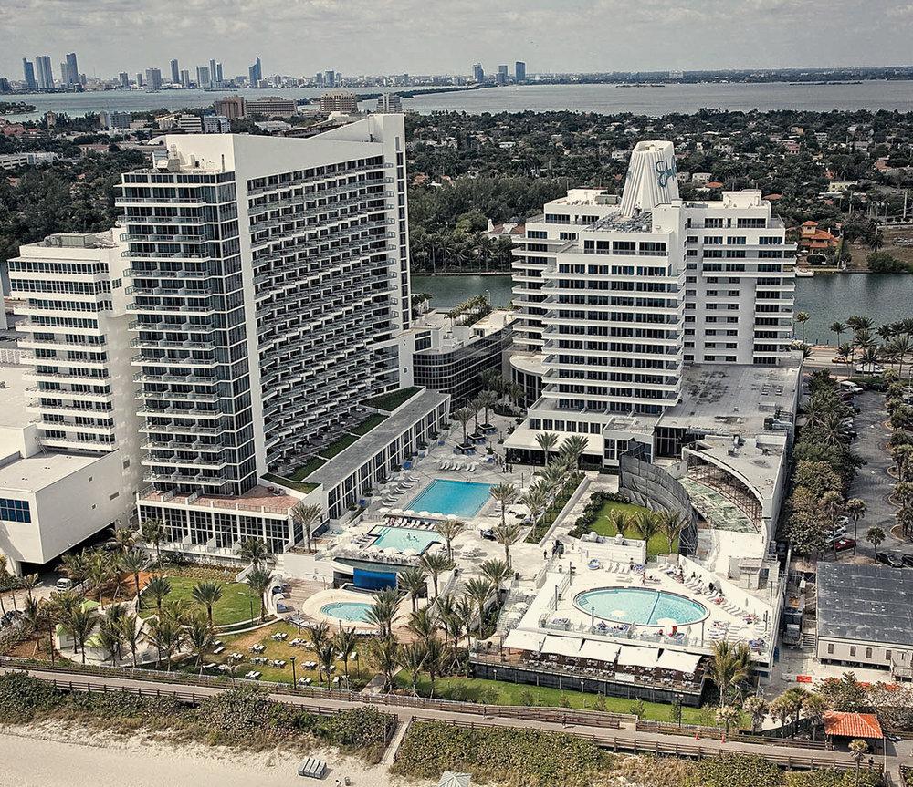 Eden Roc/ Nobu Hotel Miami Beach