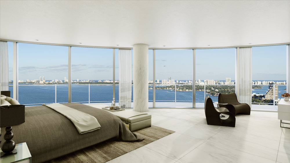 Miami Marlin's Star Giancarlo Stanton Buys a Penthouse in Melo Group's Aria on the Bay