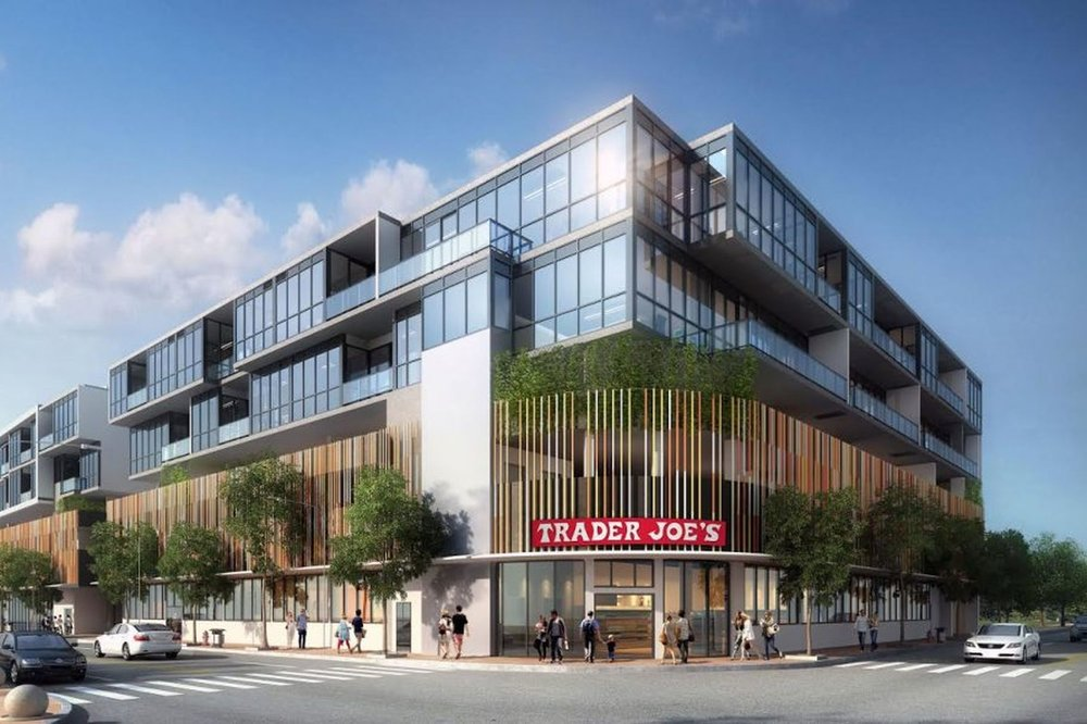 A New Trader Joe's in Miami Beach Breaks Ground, Expected to Open Late 2018