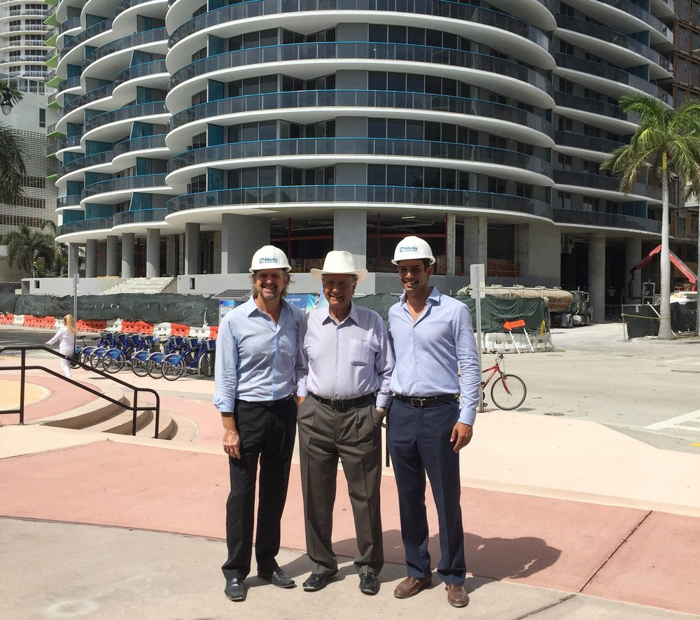 PROFILE Exclusive: How the Melo Group Took Edgewater Real Estate to the Next Level with Aria on the Bay