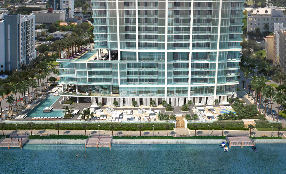 "PROFILE Exclusive: Delivering the Miami Beach ""Beachfront"" Lifestyle to Edgewater with Two Roads Development & GTIS Partners of Biscayne Beach"