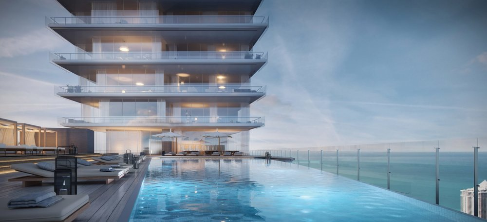 More New Renderings Released of Aston Martin Residences, Sales Center to Open Tonight (6/22/17)