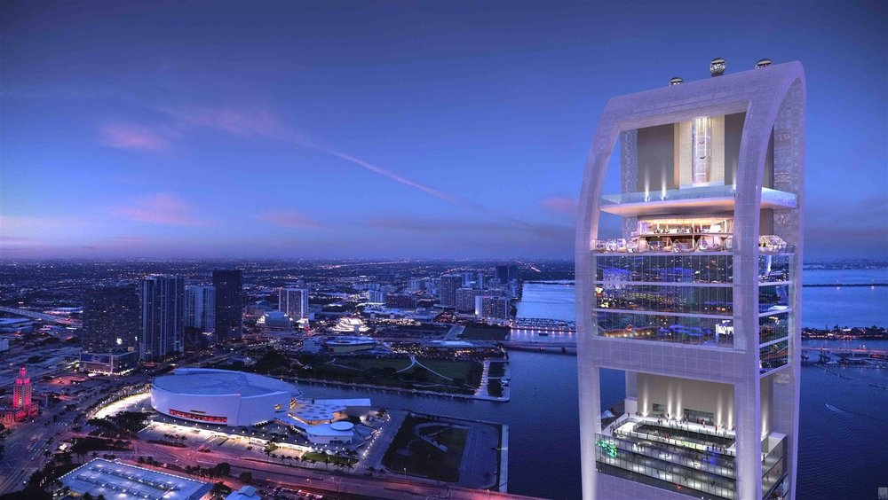 Skyrise Releases New Renderings, Nears Completion of Wind-Tunnel Tests