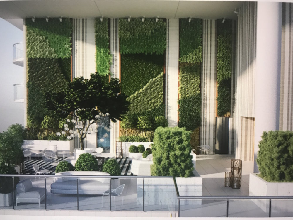 New Renderings of SLS LUX Yabu Pushelberg-Designed Spaces Include Lobby & Katsuya