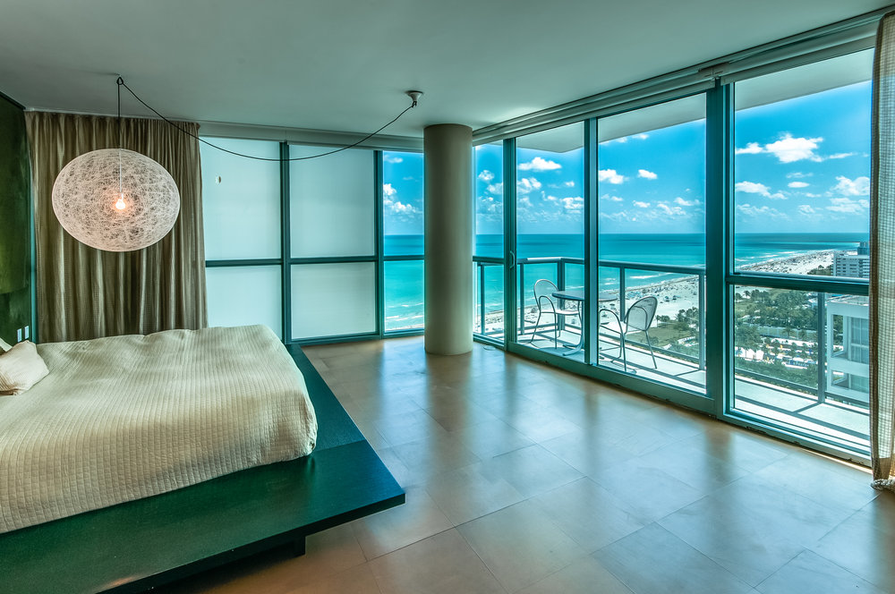 Stunning Setai Unit With Views of Atlantic Ocean and Downtown Miami's Skyline Sells for $5.5 Million