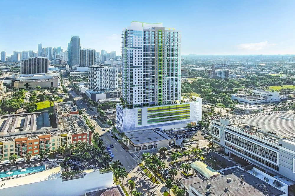 Verzasca Group's 2000 Biscayne Approved to Change to Apartment Rentals