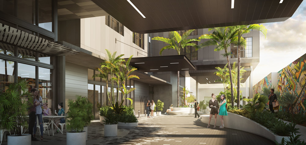 Construction Update: The Related Group & East End Capital Closes on $58 Million Construction Loan & Breaks Ground on Wynwood 25
