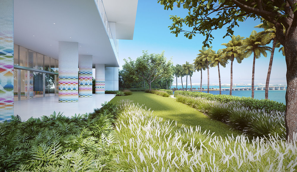 Inside Edgewater's Missoni Baia, The First Residential Development From the Legendary Fashion House