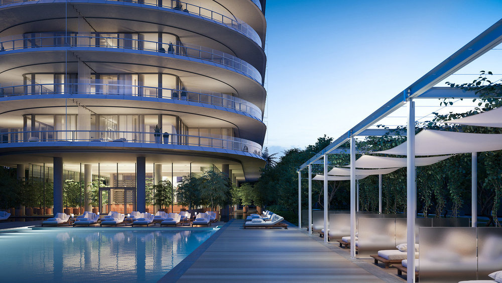 Sales Update: Renzo Piano's Eighty Seven Park Passes 60% Sold, To Break Ground Next Month