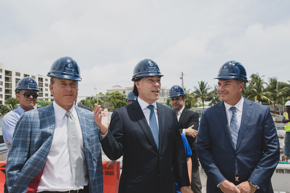 Construction Update: Auberge Beach Residences & Spa Tops-Off in Fort Lauderdale
