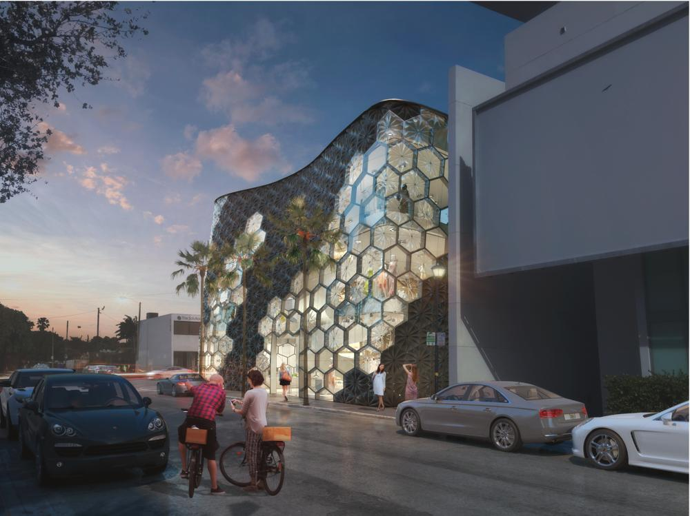 DD41, A Modern Retail Design by Royal Byckovas, Coming to Miami Design District