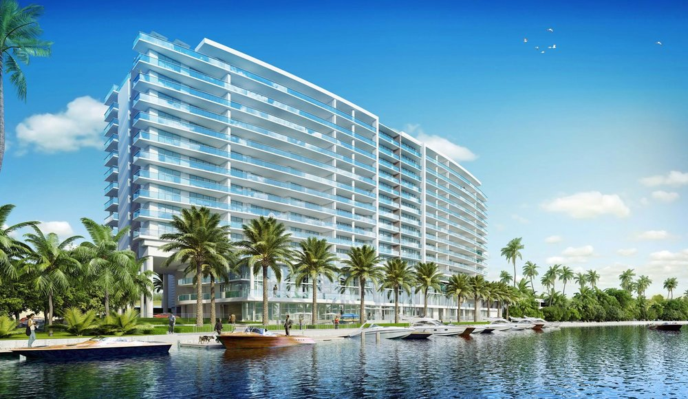 Tour the Penthouse Collection at Riva Fort Lauderdale Which is Aiming for September Completion