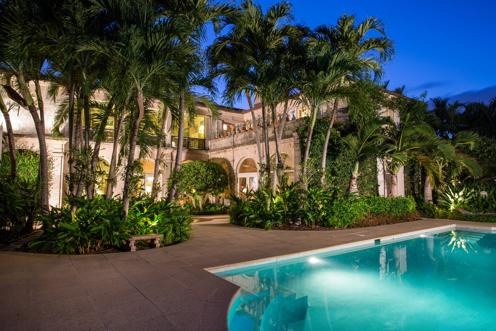 Tour the Historical Palm Beach Estate Built by Howard Major in 1928 That Just Sold for $15 Million