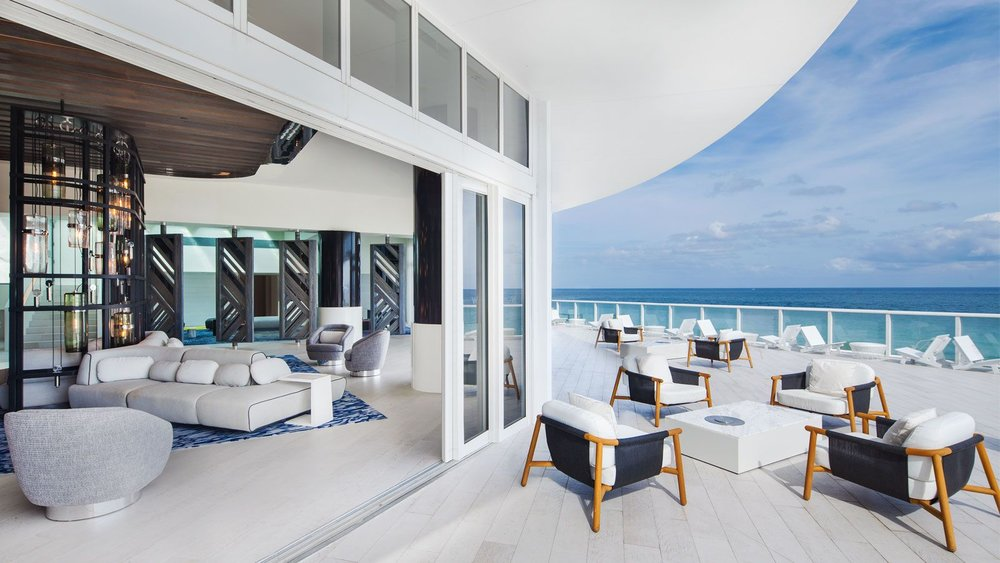 Inside W Fort Lauderdale's $55 Million Renovation by Meyer Davis Studio