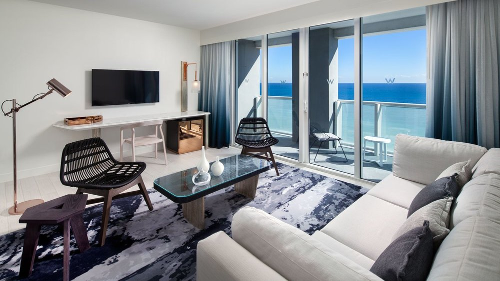 Inside Related's $55 Million Renovation of W Fort Lauderdale by Meyer Davis Studio