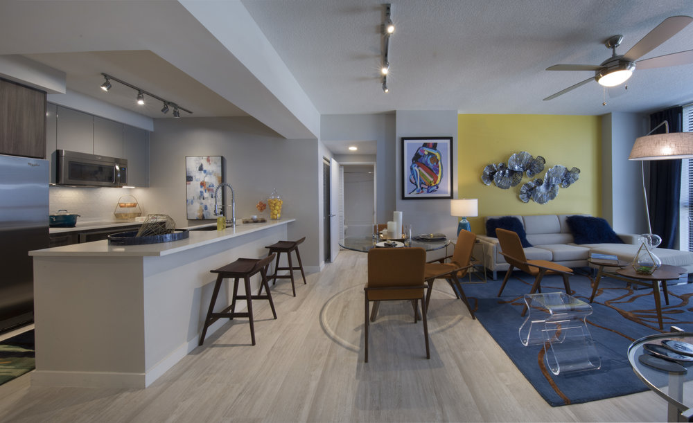 A First Look Inside The Flats at CityPlace Doral, Related Group's Luxury Rental Apartments