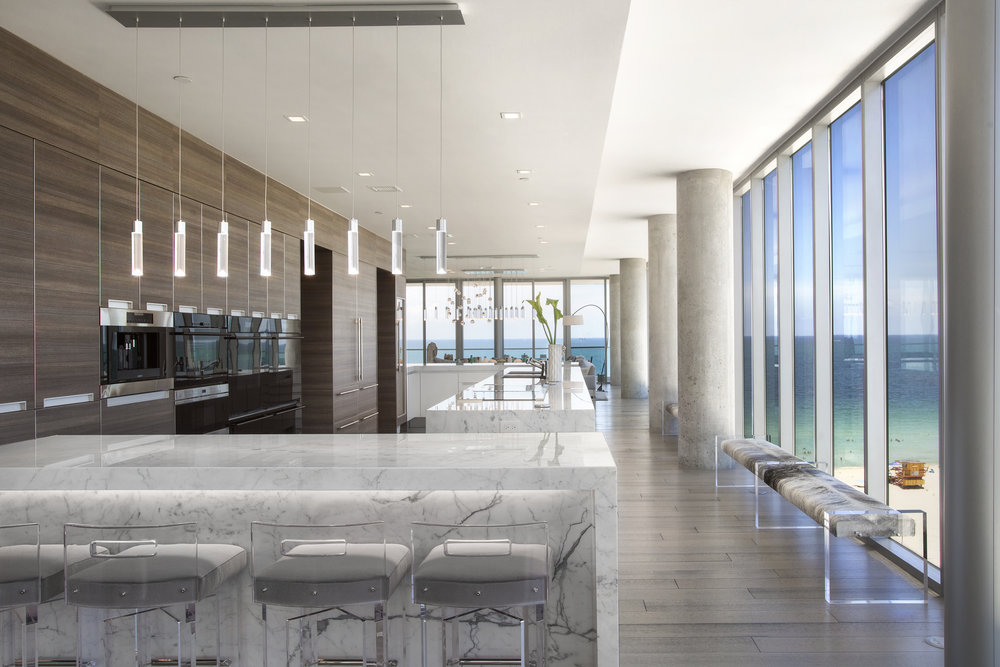 Featured Listing: South-of-Fifth Enrique Norten-Designed Oceanfront Penthouse at 321 Ocean Asks $34.9 Million