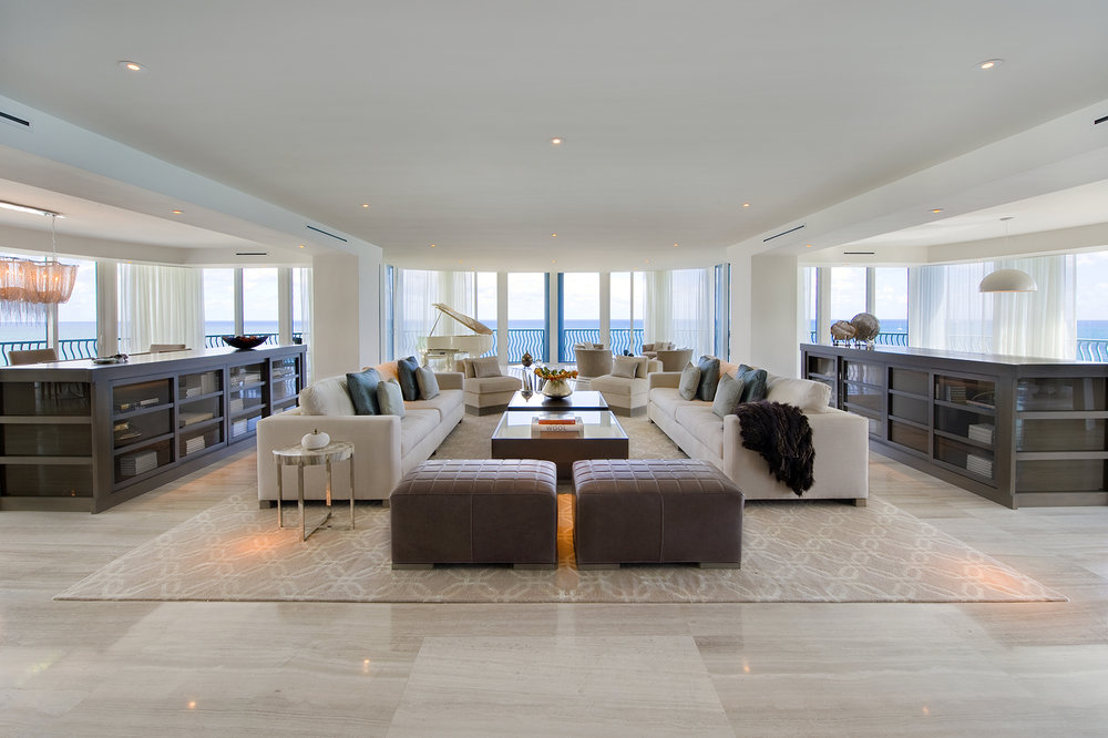 Featured Listing: Oceanfront Penthouse at Michael Graves' 1500 Ocean Lists for $19.5 Million