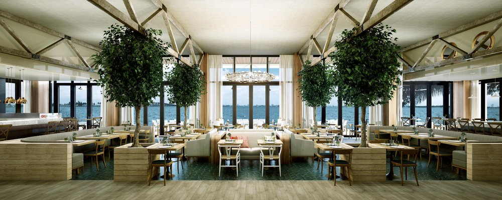 Amara at Paraiso Unveiled, Michael Schwartz' New Edgewater Restaurant in Edgwater's Paraiso District