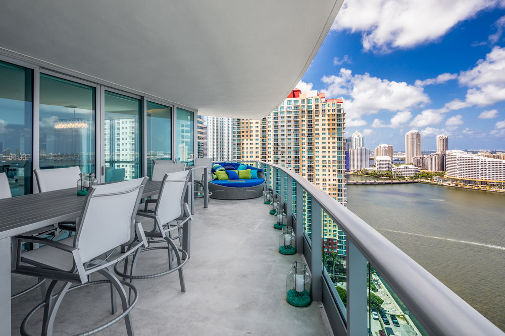 Featured Listing: Bay and Ocean View Condo Unit at Jade Residences at Brickell Bay Hits the Market for $1.75 Million