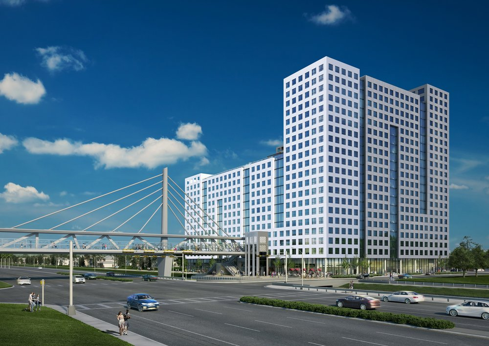 University Bridge Residences Launches as 1st Student Housing Condo Project in Miami Near FIU