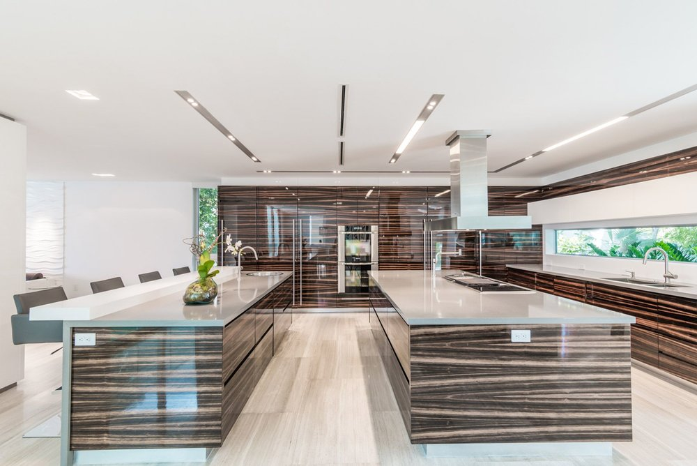 Featured Listing: Palm Island Contemporary Waterfront Lists for $10.8 Million