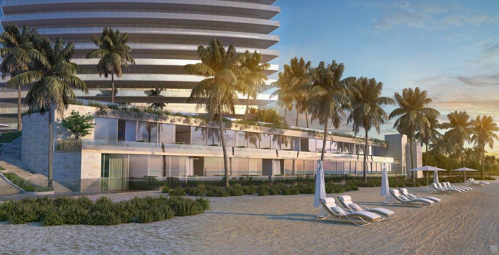 Residences by Armani/Casa Unveils Beach Cabanas