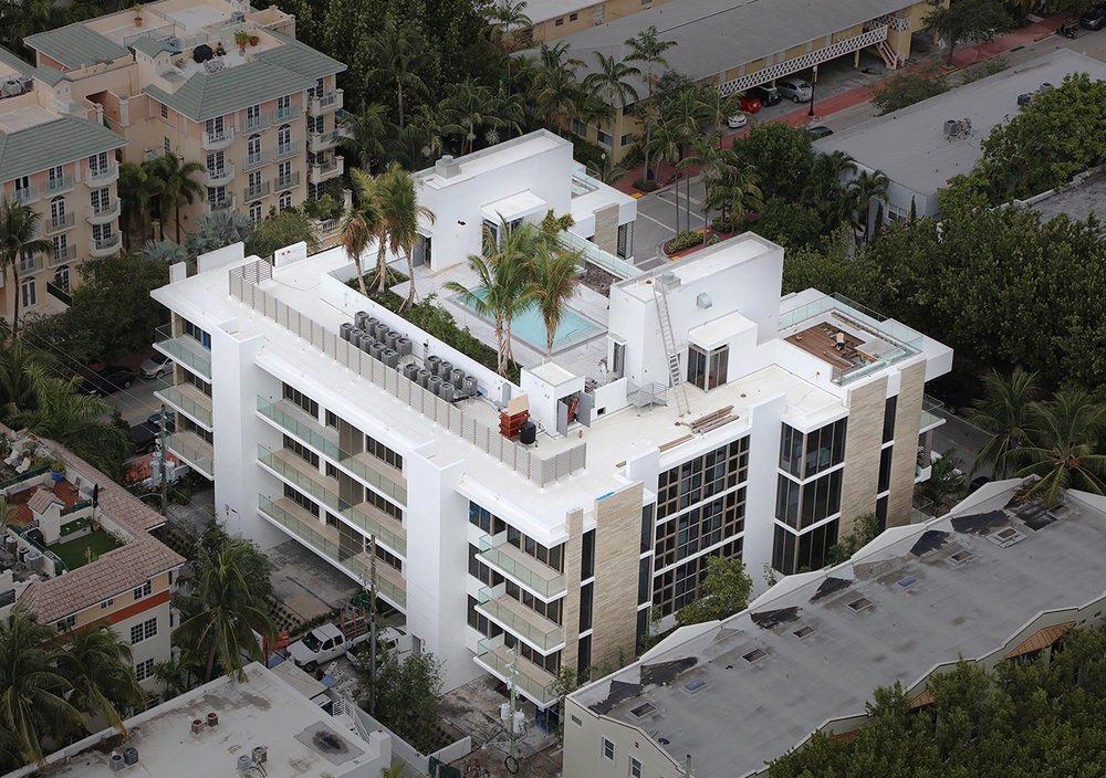 Construction Update: Mast Capital's Rene Gonzalez Designed Louver House Officially Completes in South of Fifth