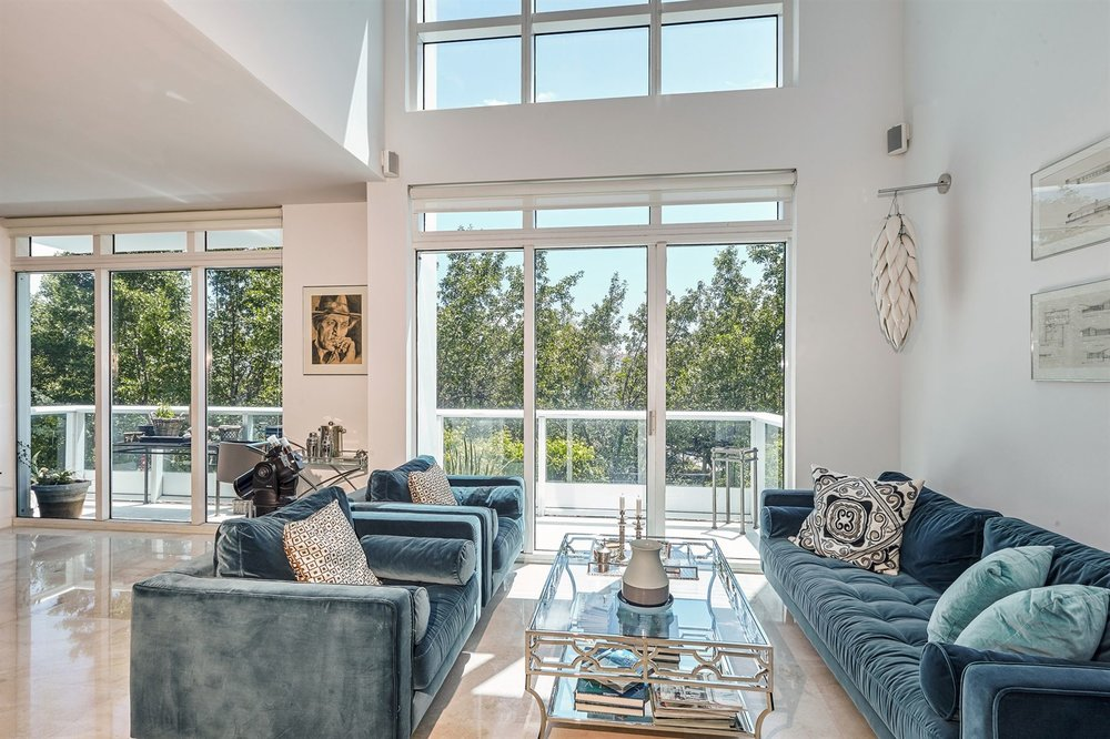 Featured Listing: Trendy Townhome in Continuum Asks $2.8 Million