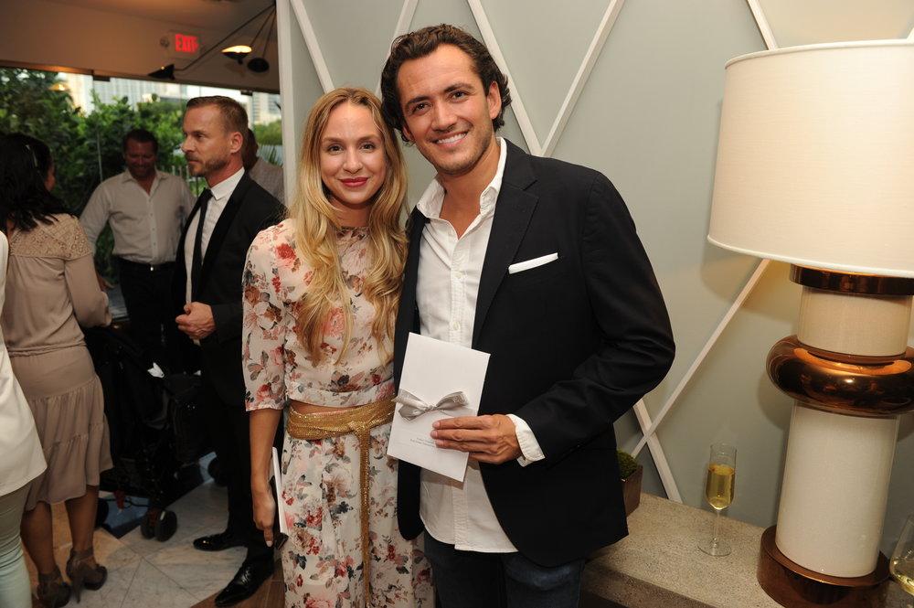 Emily Gimblett & Franco Tommasi