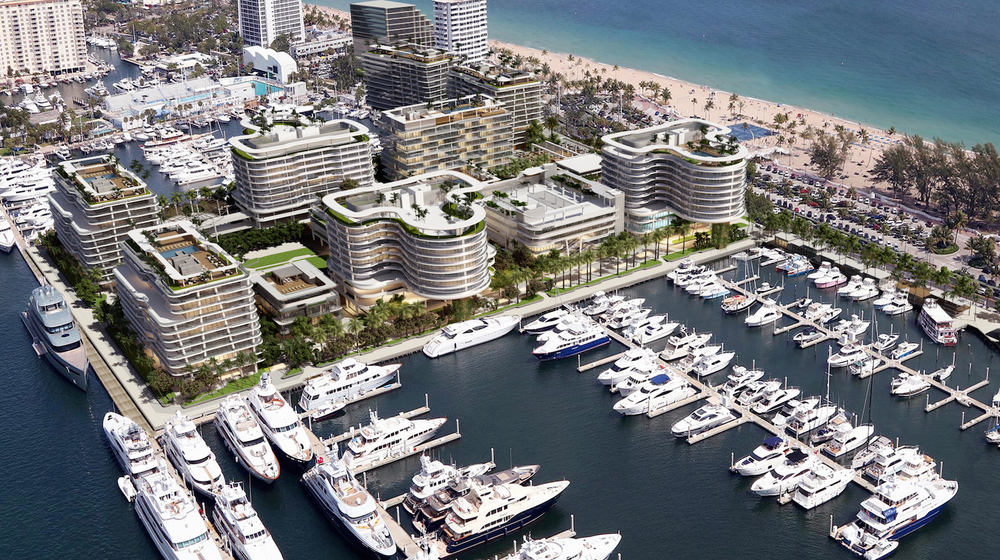 Jimmy Tate Closes On $50 Million Loan for Bahia Mar Resort in Fort Lauderdale Beach