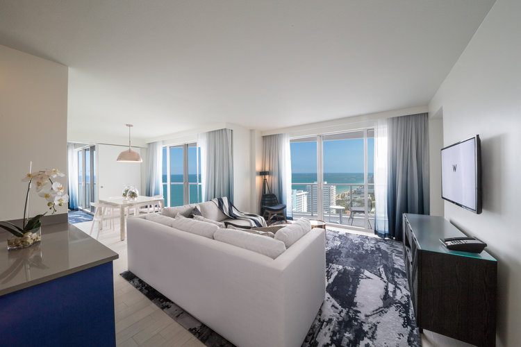 Featured Listing Elevate Your Life With A Beachside Residence In The Newly Redesigned W Fort