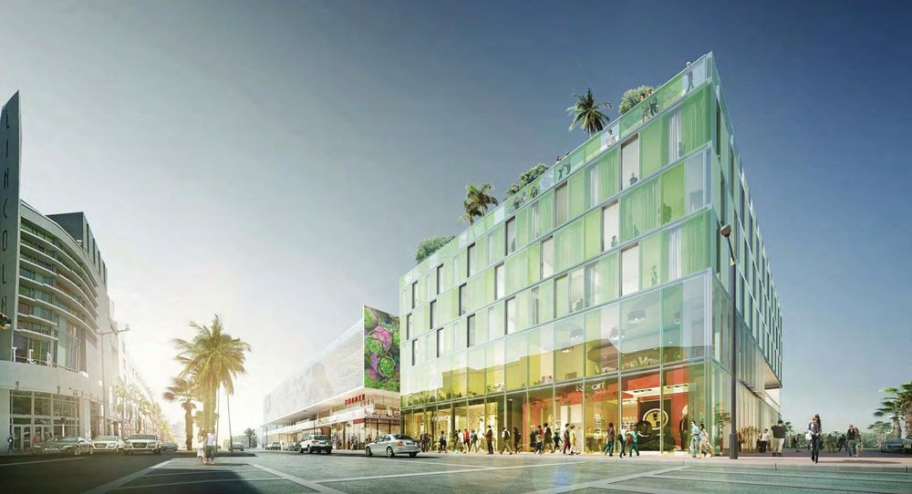 Crescent Heights Aims to Bring Citizen M Hotel to 1212 Lincoln Road