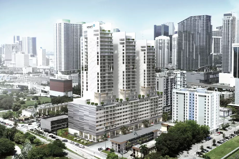 Construction Update: Habitat Development's Smart Brickell to Break Ground in April 2018