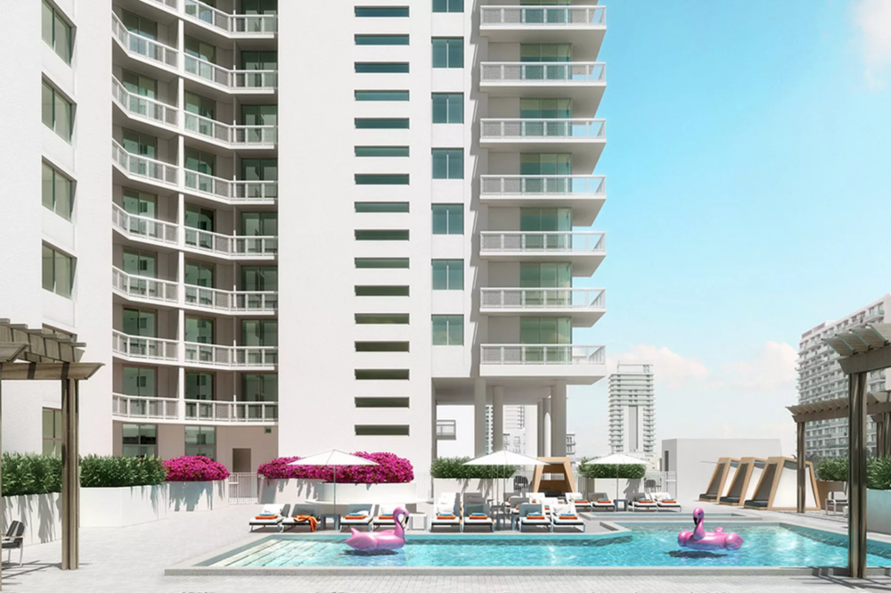 Greystone Development's 2500 Biscayne in Edgewater Officially Launches Leasing