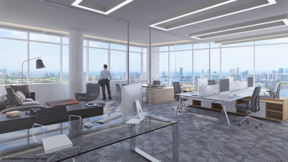 Premium Developer Group Launches Office Condo Sales at Emerald Aventura