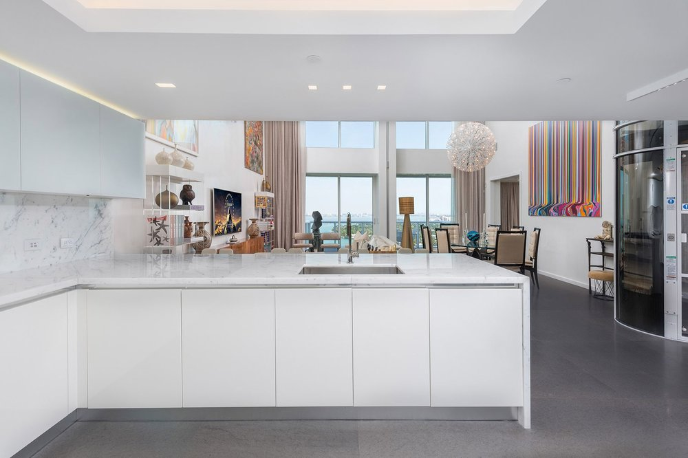 10VenetianWay25022 Featured Listing: Kick-Back In The Duplex Penthouse Which Is The Venetian Islands Priciest Condo Listing