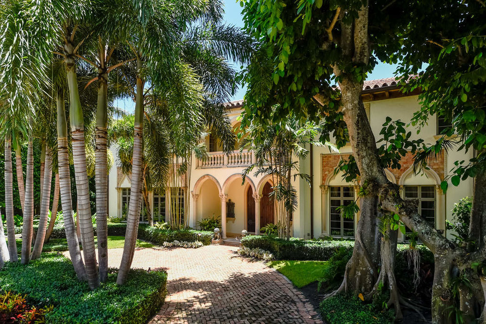 Featured Listing: Tour A Prestigious, Ultra-Luxe Palm Beach Venetian-Inspired Villa Asking $14.25 Milion