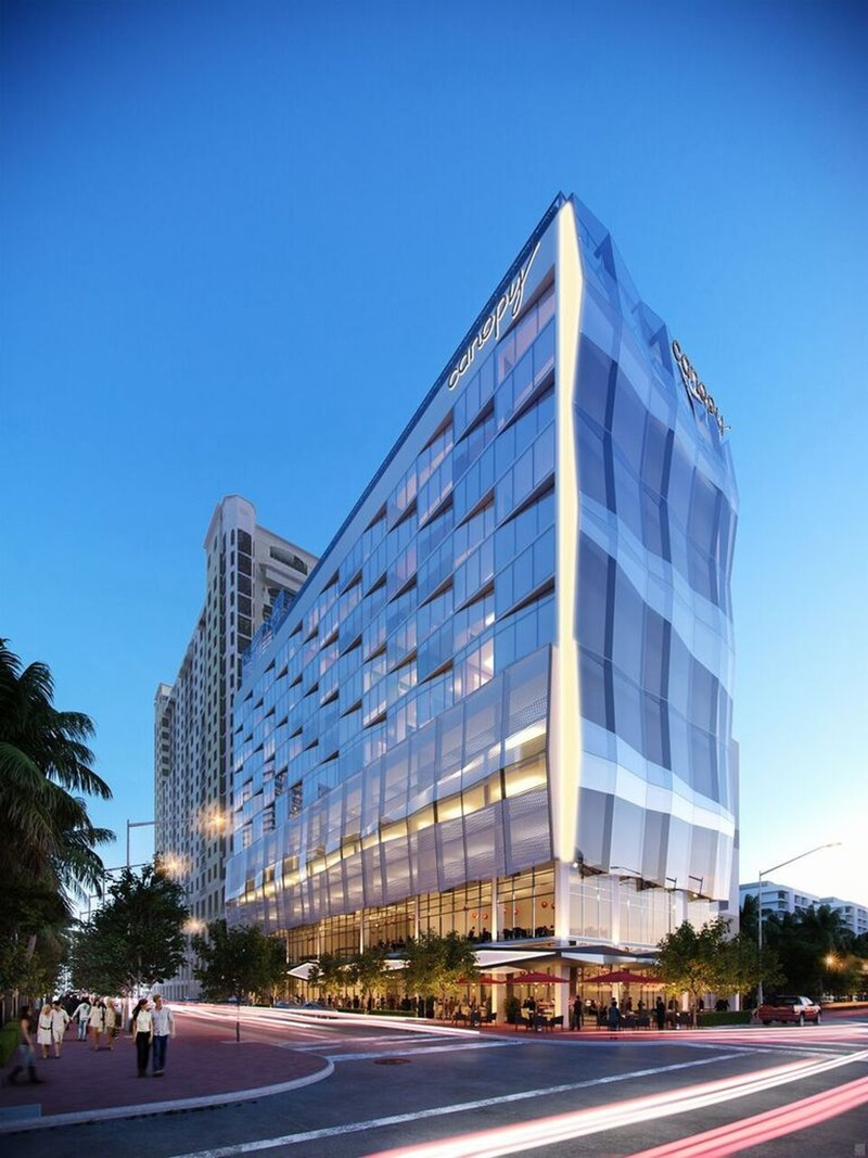 Driftwood Acquisitions and Development Breaks Ground on Canopy by Hilton West Palm Beach