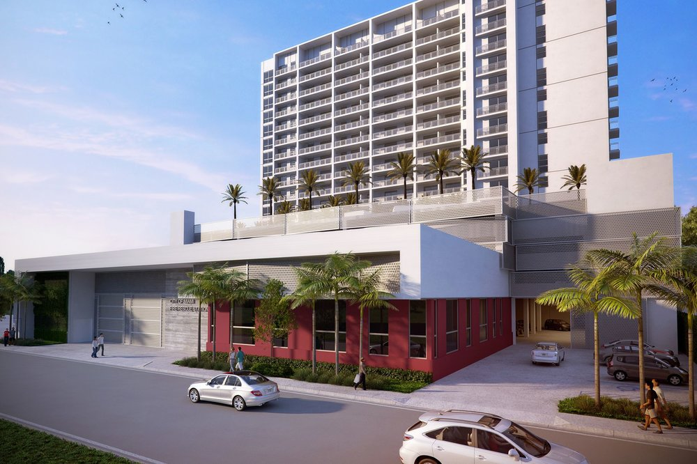 CADE Capital Partners Breaks Ground on MB Station on Coral Way