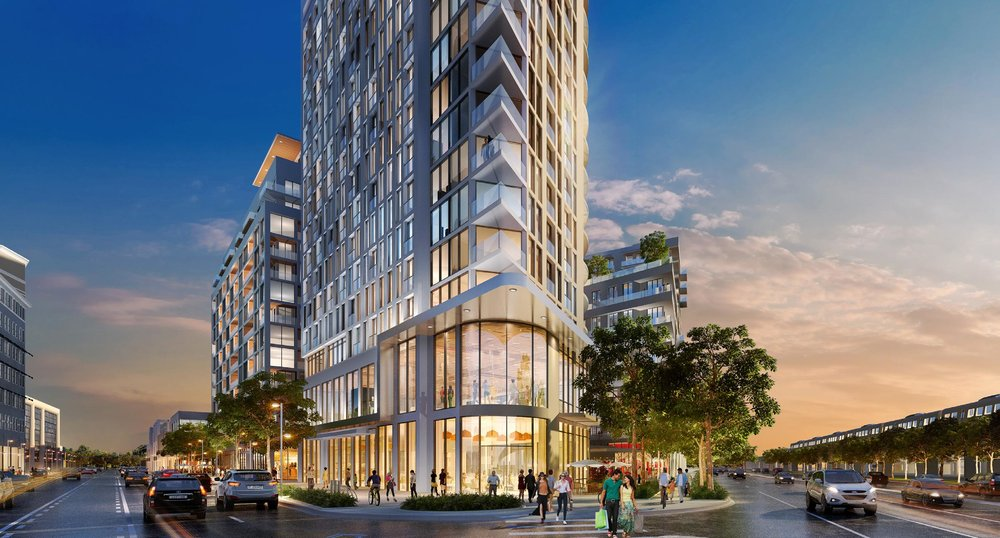 Check-Out The Zyscovich Architects-Designed Proposal To Redevelop The Shops at Sunset Place