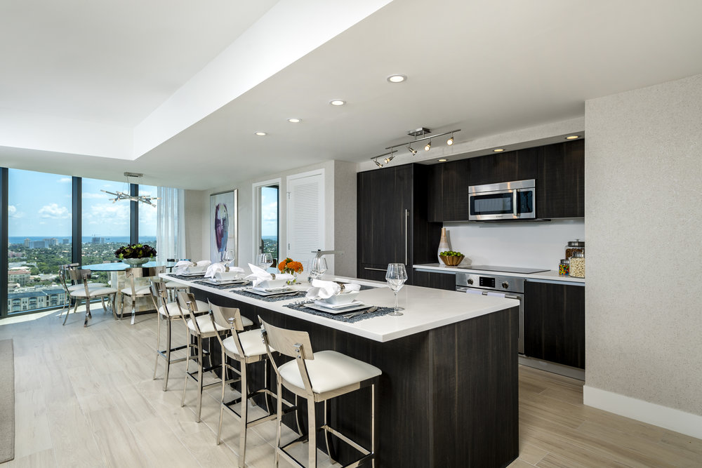 Tour The Model Units From Related Group's Icon Las Olas, Fort Lauderdale's Tallest Residential Luxury Tower