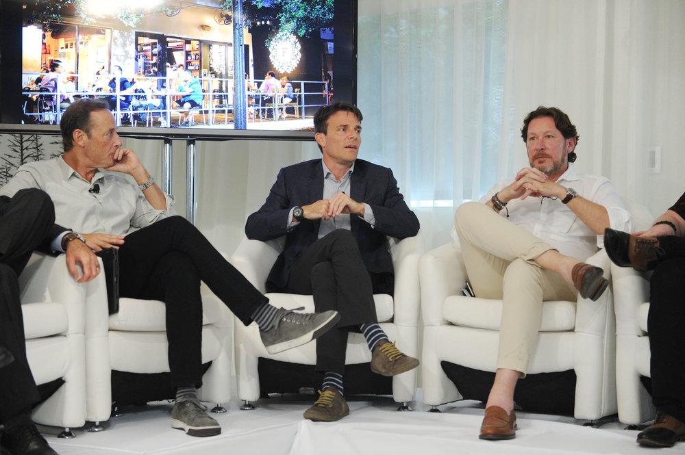 Michael Comras, Robert Lloyd, Mauricio Fernelli