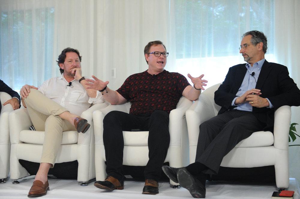 Mauricio Fernelli, H.H. Bredemeier, & Carlos Prio-Touzet