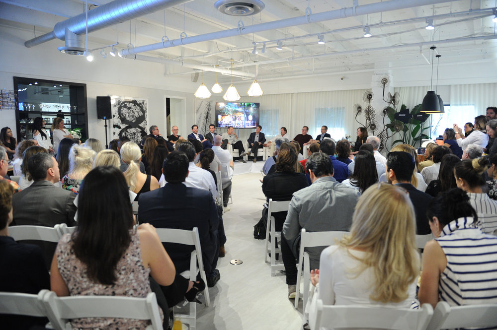 Park Grove Hosts Panel Discussion On The Future of Coconut Grove With Terra and Related Group