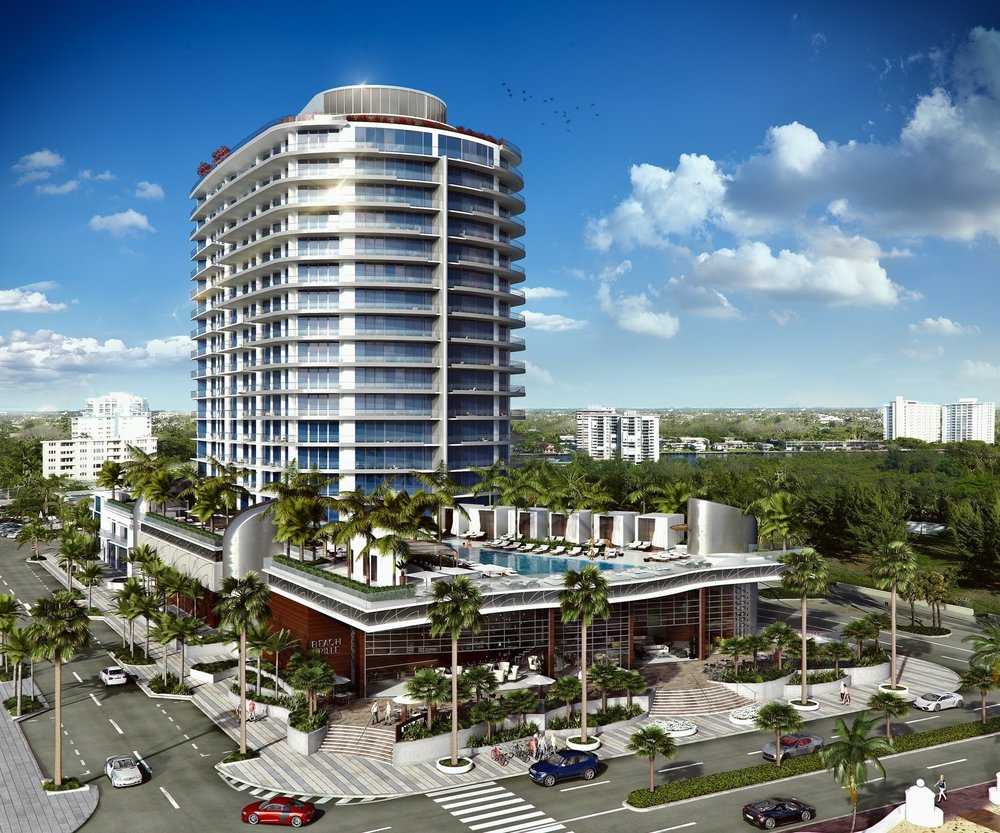 Construction Update: PARAMOUNT Fort Lauderdale Completed, 56 Units Already Closed