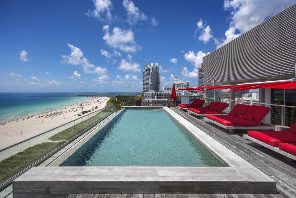 321 Ocean Penthouse, Miami Beach |  TOUR HERE